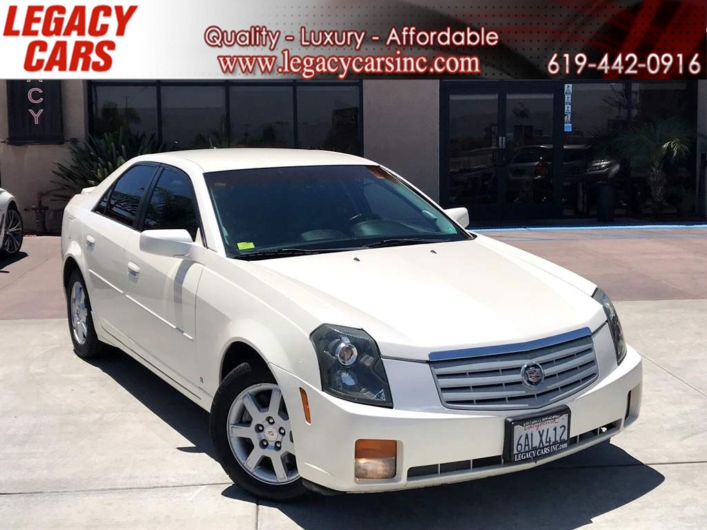 small resolution of 2007 cadillac cts w sunroof leather