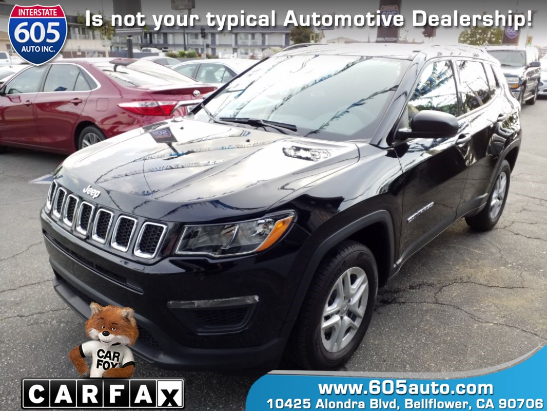 small resolution of 2018 jeep compass sport