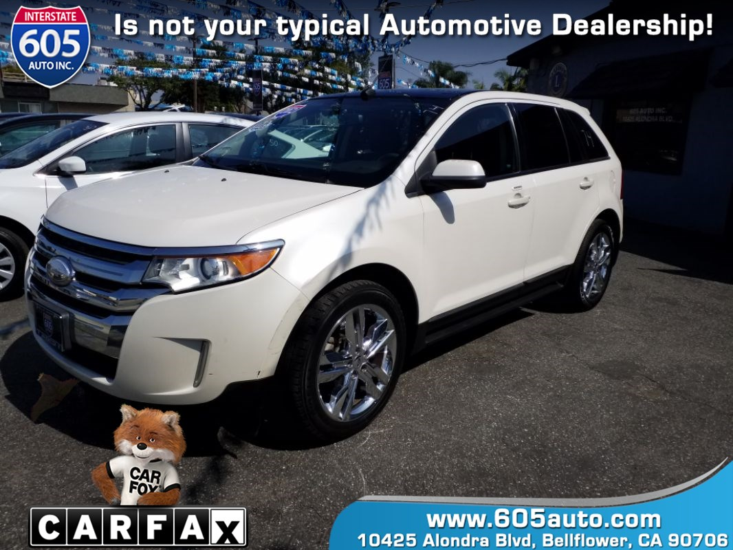 medium resolution of 2012 ford edge sel