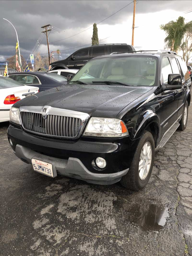 medium resolution of 2004 lincoln aviator luxury