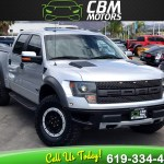 Sold 2013 Ford F 150 Svt Raptor Roush Off Road Supercharged 6 2l 4x4 In El Cajon