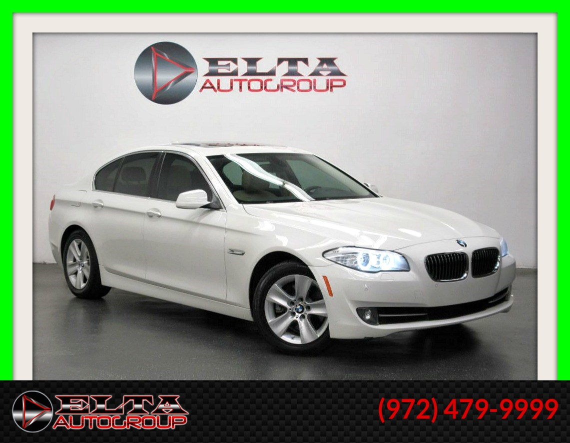 2012 bmw 5 series 528i navigation camera 1 owner [ 1141 x 886 Pixel ]