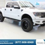 Sold 2013 Ford F 150 Svt Raptor In Houston