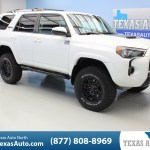 Sold 2016 Toyota 4runner Trd Pro Navigation In Houston