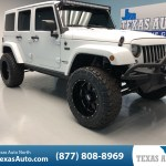 Sold 2016 Jeep Wrangler Unlimited Sahara 75th Anniversary Edition In Houston