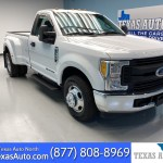 Sold 2017 Ford F 350sd Xl Rare Single Cab Drw Power Pkg In Houston