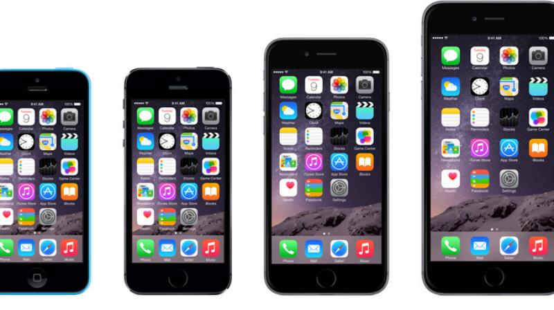 The Apple devices manufactured in India have experienced reduction in prices as well. (Representational image)