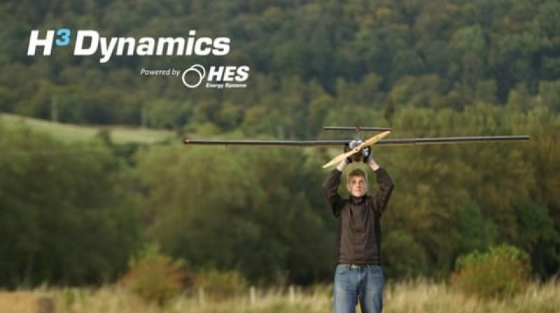 HYWINGS is an Unmanned Aerial Vehicle (UAV) capable of 10 hours of flight durations and distances of up to 500km.