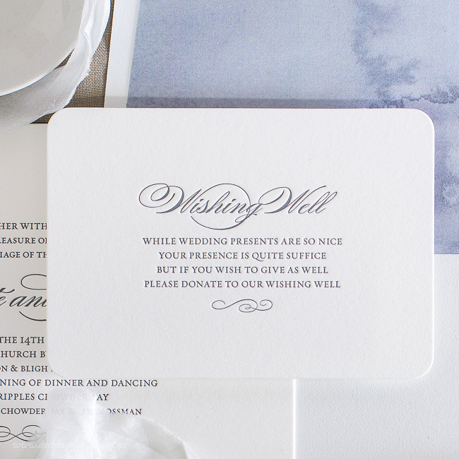 gift card wording suggestions wording