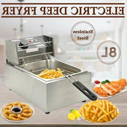 kitchener triple basket deep fryer kitchen fridge deepfryeri com 8l commercial electric countertop french f