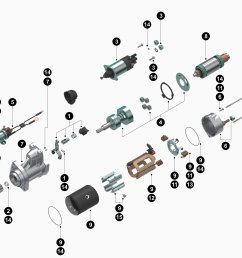 delco remy 50dn alternator wiring diagram best wiring library19026027 38mt new starter product details delco remy19026027 [ 8188 x 6848 Pixel ]
