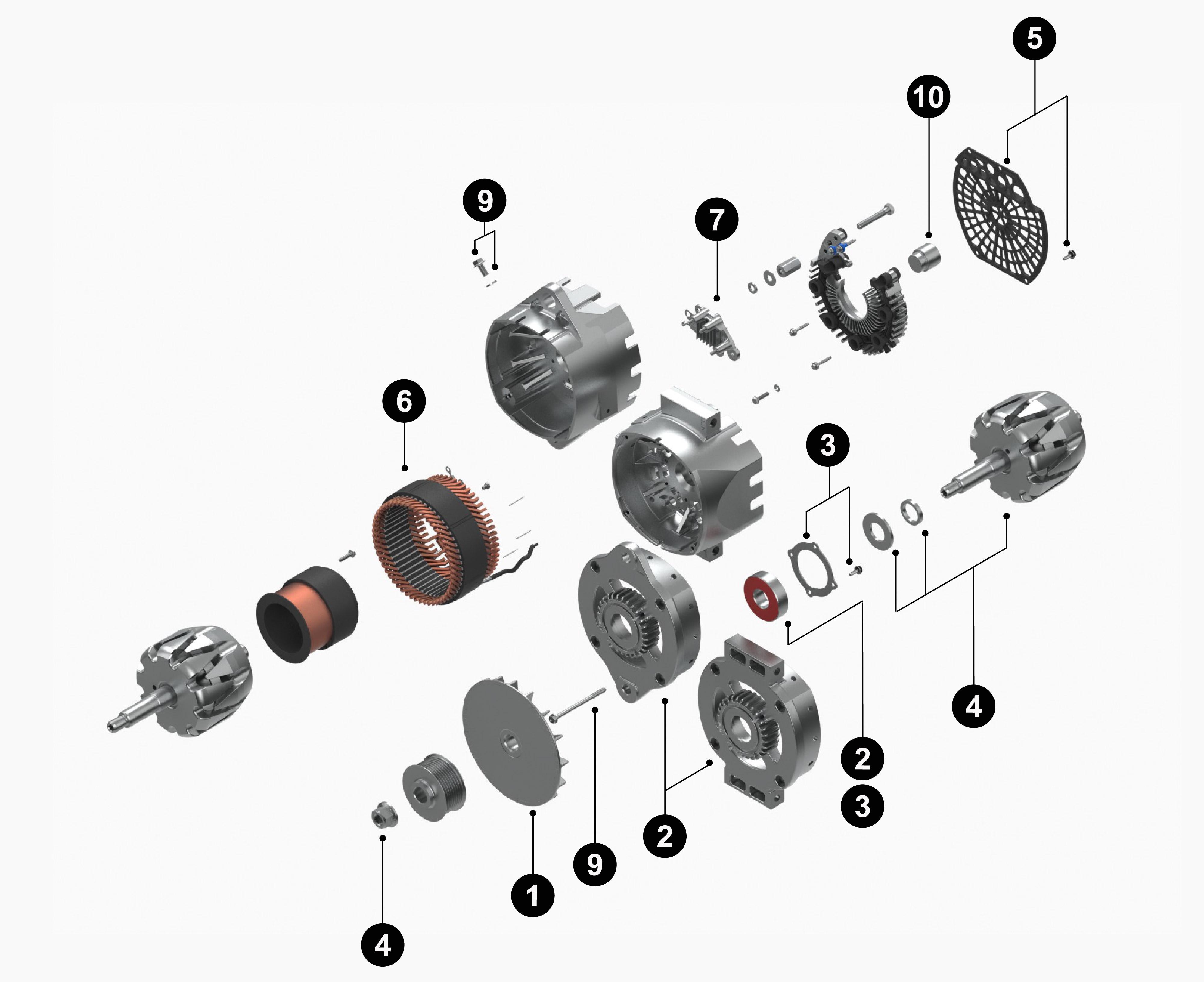 delco remy alternator diagram ibanez rg 320 fm wiring 55si