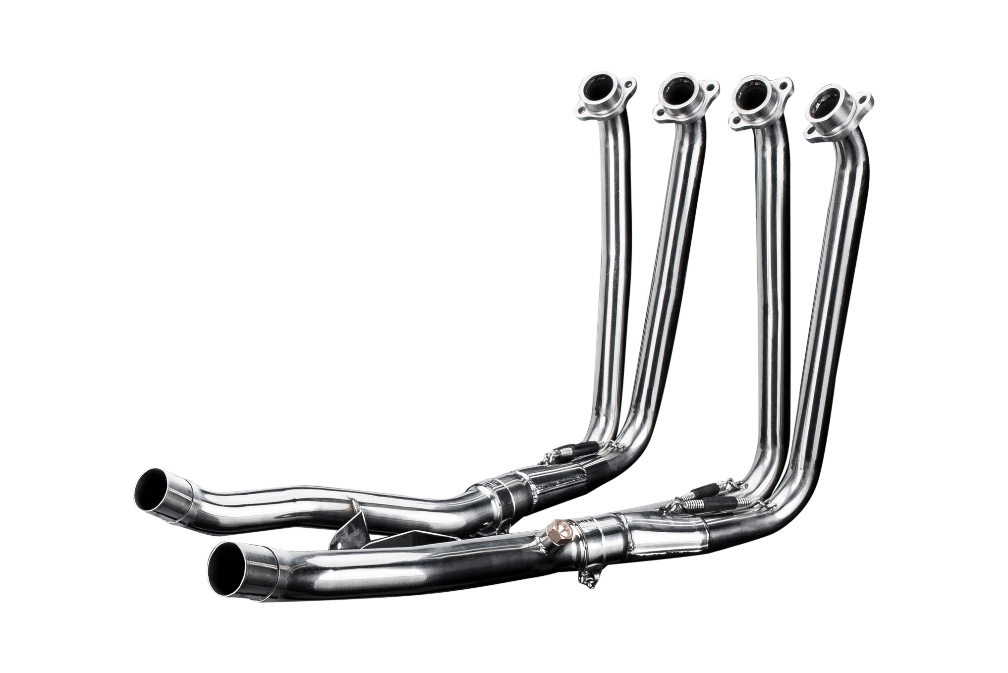 Yamaha Fjr 01 18 De Cat Downpipes Headers 4 Gt 2