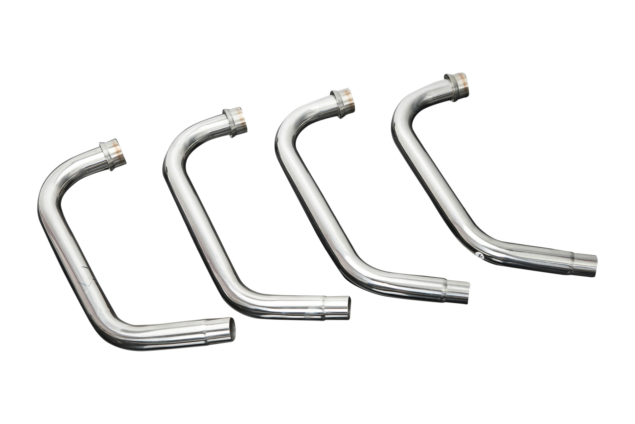 Stainless Steel Downpipes Header Exhaust Manifold Yamaha
