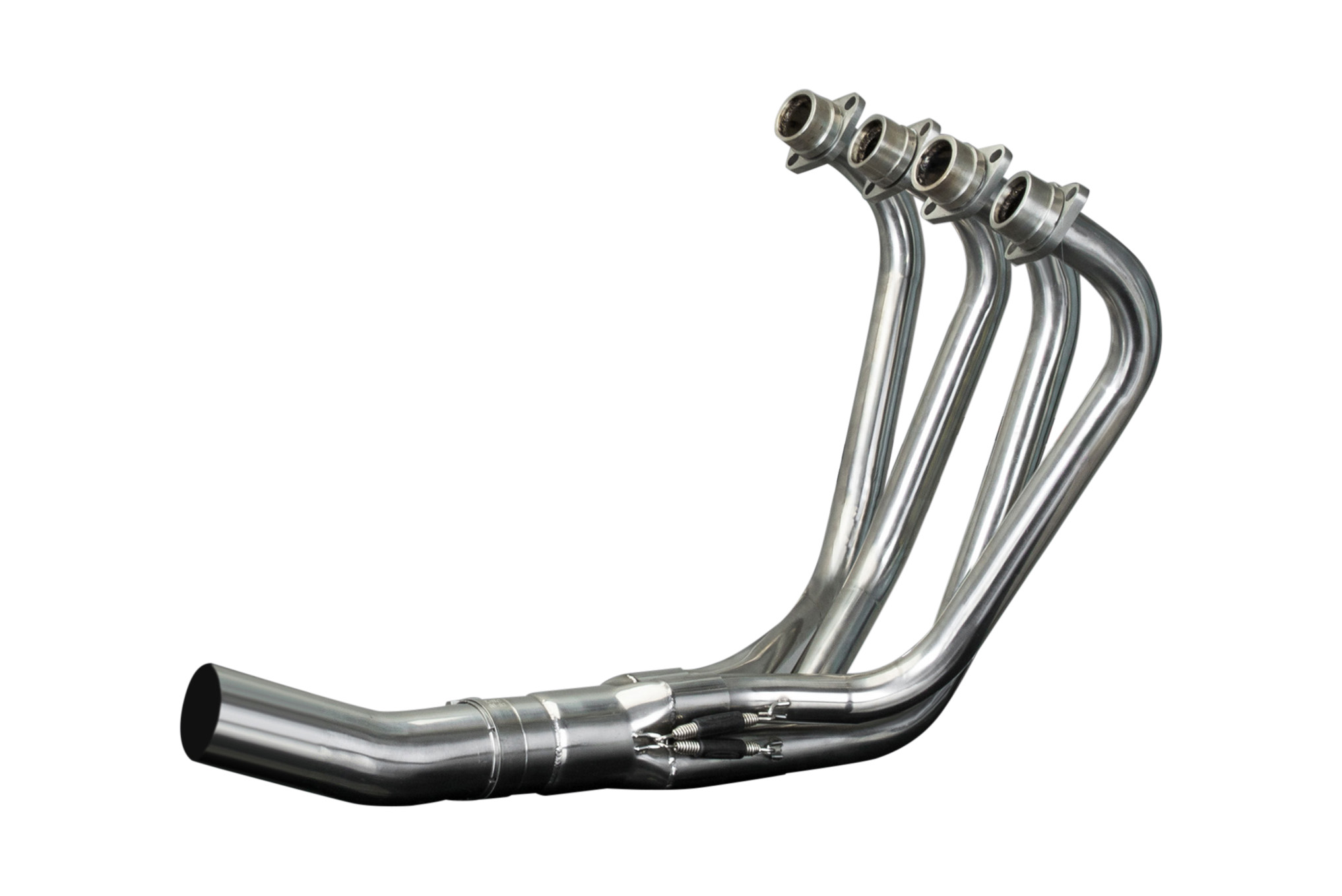 Acier Inoxydable Collecteur D'Echappement Honda CB750SC