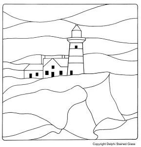 Wood Work Lighthouse Patterns PDF Plans