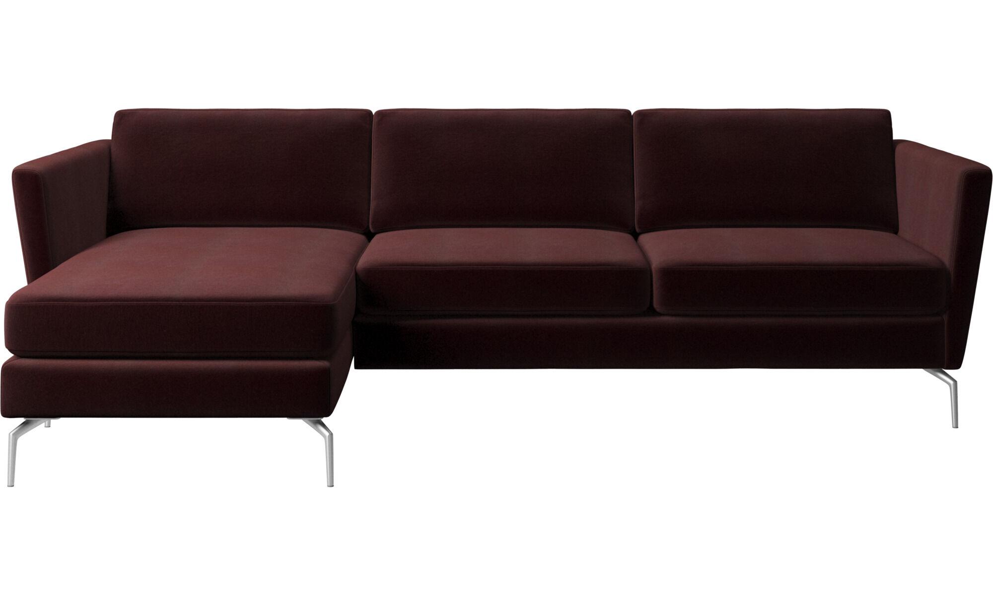 Sofaer Med Chaiselong Lilla Metal Moderne Dansk Design Boconcept