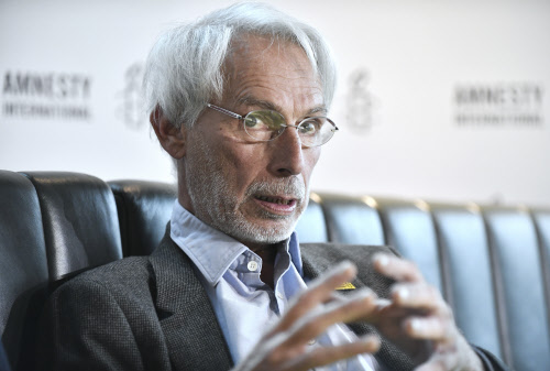 foto: apa/techt Heinz Patzelt ist gegen ein Burkaverbot, das Gesichtverhüllen bei Ausnahmen allgemein untersagt.