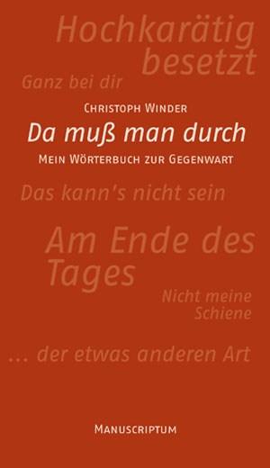 Artikelbild - Cover: Manuscriptum