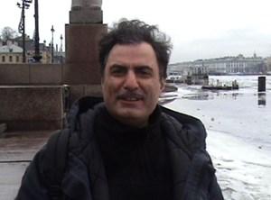 Igort in Sankt Petersburg.