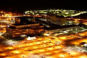 Die Zentrale der NSA