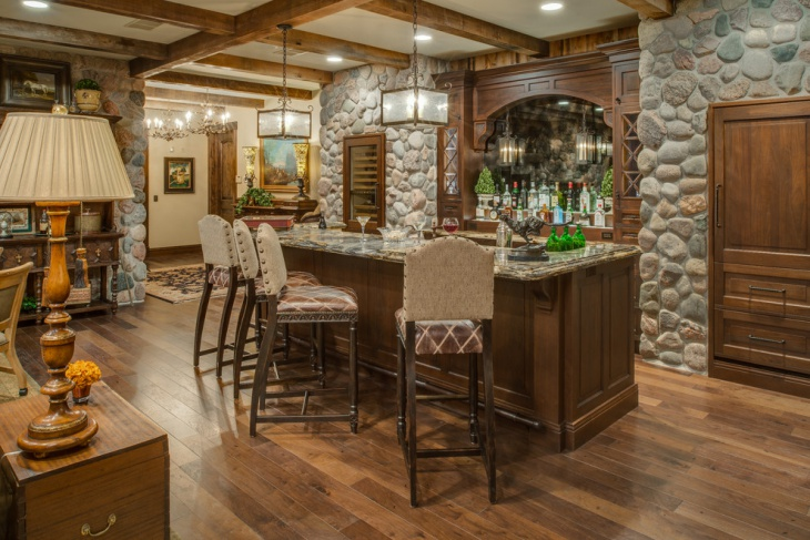 22 Home Bar Furniture Designs Ideas Models  Design
