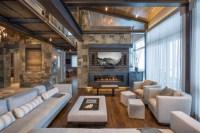 19+ Rustic Living Room Designs, Decorating Ideas | Design ...
