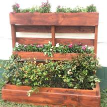 Diy Pallet Planter Design Home