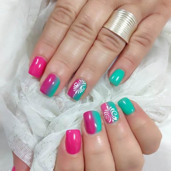 Eye Catching Summer Nail Design Ideas