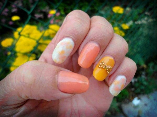 Cute Summer Gel Nail Designs