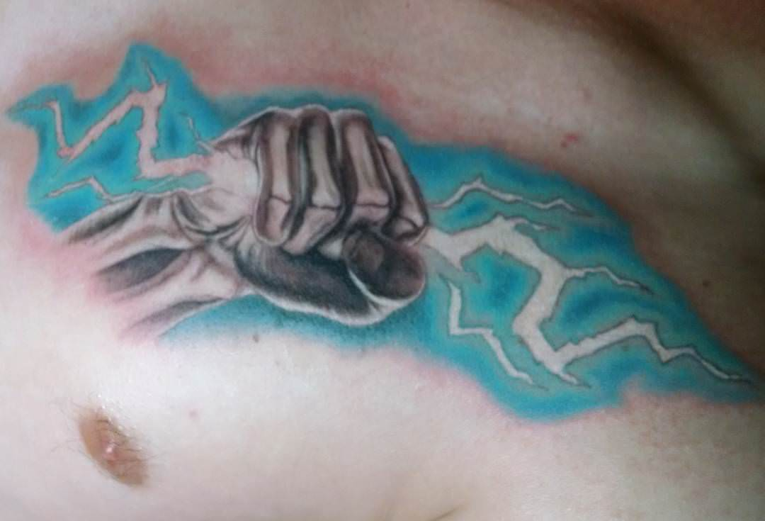 24+ Lightning Tattoo Designs, Ideas