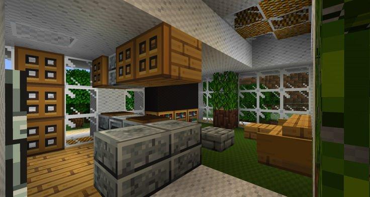 19 Mine Craft Kitchen Designs Decorating Ideas Design Trends Premium Psd Vector Downloads