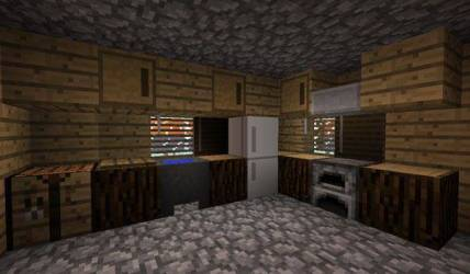 19+ Mine Craft Kitchen Designs Decorating Ideas Design Trends Premium PSD Vector Downloads