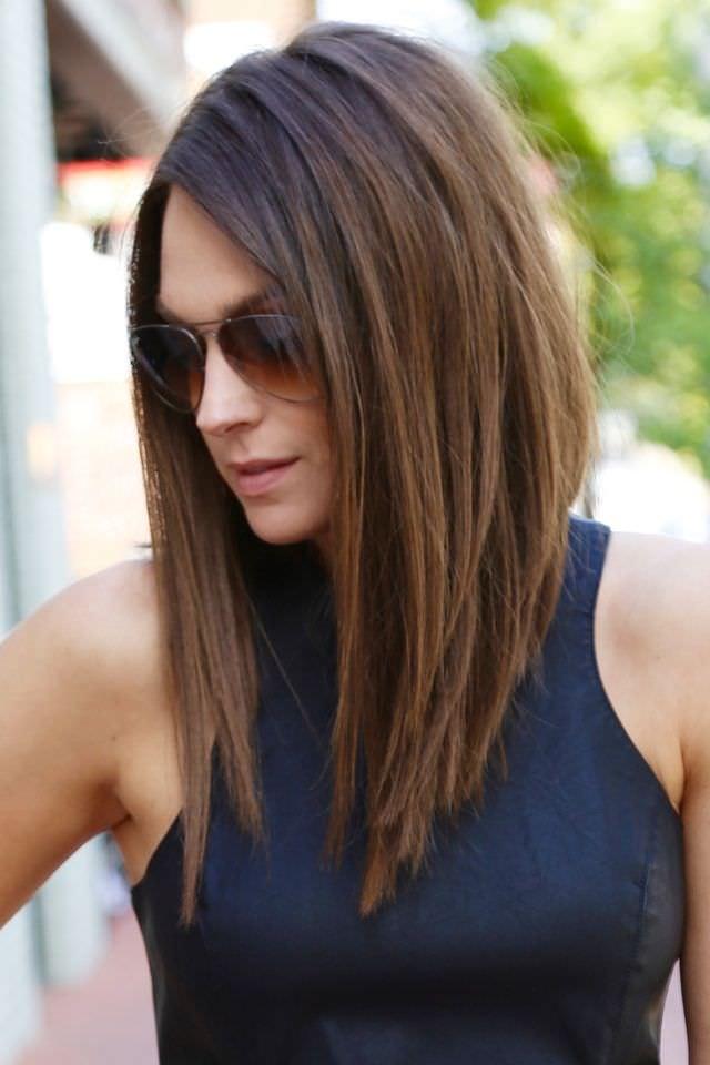 Long Wedge Haircuts Haircut Ideas