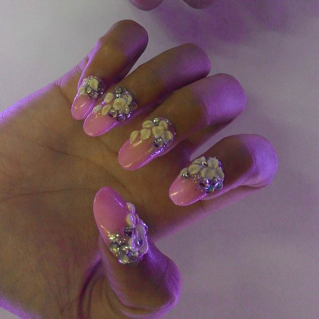 One Stroke Nail Art Course Manchester Best 3d Courses
