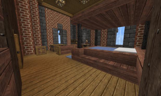 Bedroom Ideas On Minecraft minecraft ideas for bedrooms | nrtradiant