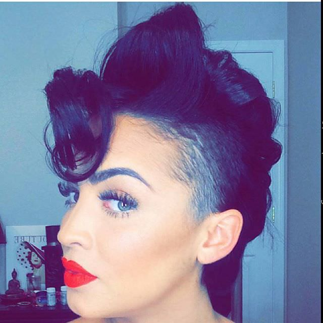 22 Mohawk Haircut Ideas Designs  Hairstyles  Design Trends  Premium PSD Vector Downloads