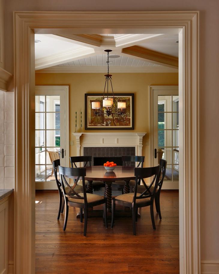 23 Dining Room Ceiling Designs Decorating Ideas  Design