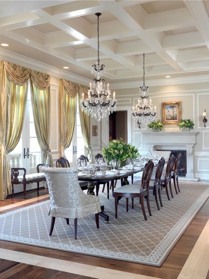 Dining Room Formal Sets White