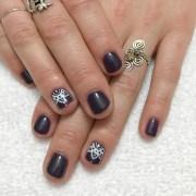 simple nail art design ideas