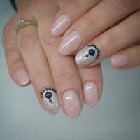 20+ Simple Nail Art Designs, Ideas | Design Trends ...