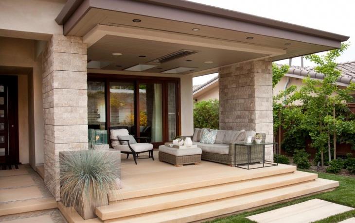 17 Contemporary Porch Designs Ideas Design Trends