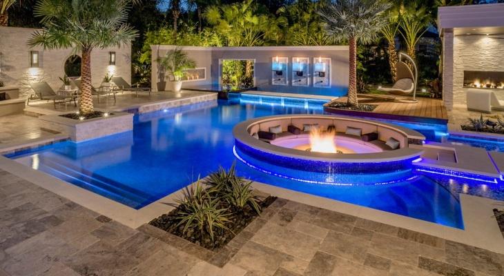 17+ Modern Swimming Pool Designs, Ideas  Design Trends
