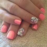 short nail art design ideas