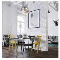 30+ White Brick Wall Interior Designs   Home Designs ...