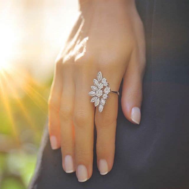 29 diamond ring designs