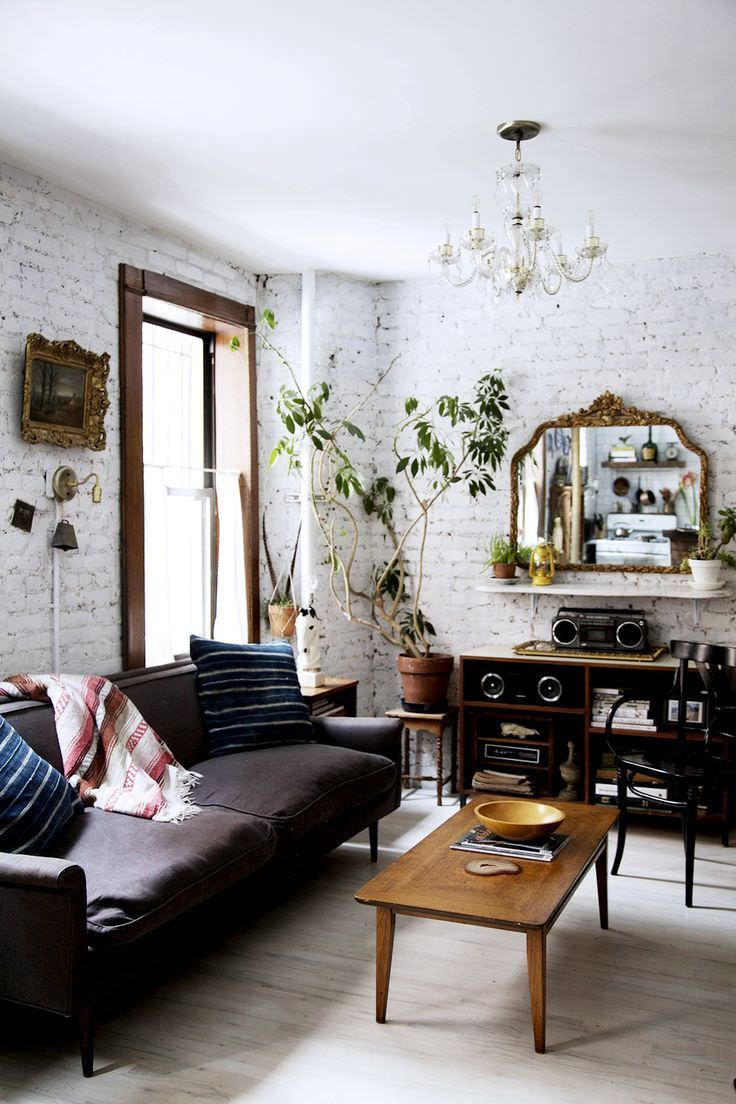 Here are tips to make yours a feature of the room, as well as how to drill into them to hang photos and other decor before painting a brick wall. 30+ Brick Walls Designs, Wall Decor Ideas   Design Trends