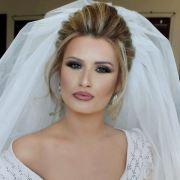 bridal makeup design