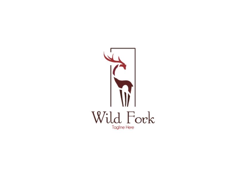 31 Deer Logo Designs Ideas Examples  Design Trends  Premium PSD Vector Downloads