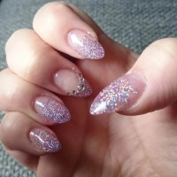 20+ Glitter Nail Art Designs, Ideas | Design Trends ...